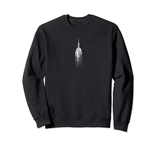 Low Profile Architecture Empire State Building  Sweatshirt