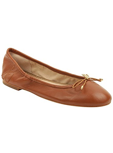 Sam Edelman Womens Felicia Ballet Plat Selle