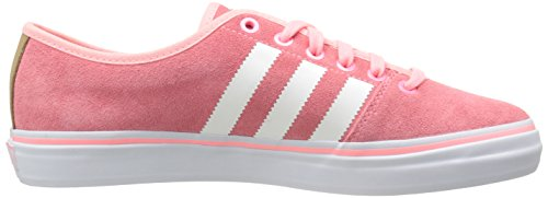 cheap buy discount nicekicks adidas Originals Women's Adria Lo WMN Lace-Up Sneaker Light Flash Red/White/White outlet 100% guaranteed really cheap online 1mGJwrJi