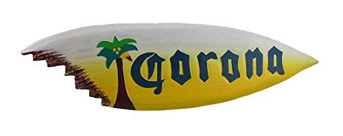 corona-beer-surfboard-wooden-wall-hanging-tiki-bar