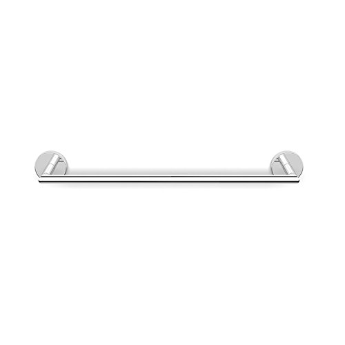 Nameeks NNBL0025 Luxury Hotel Polished Towel Bar, 19'', Chrome