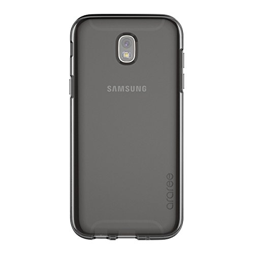 araree [J Cover Galaxy J7 Pro Case, Soft TPU Scratch Resistant and Durable Case for Samsung Galaxy J7 Pro (2017) - Retail Package - Black