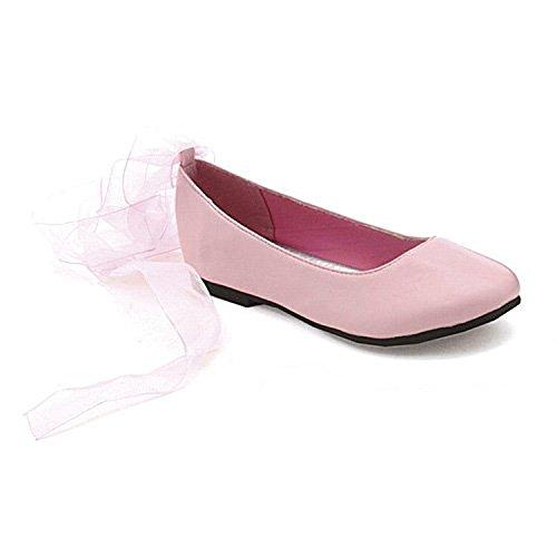 Scarpe Ellie 0 Tallone Scarpette Per Balletto. Xl Pnk