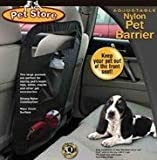Pet Store Adjustable Nylon Pet Barrier