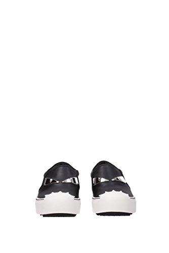 Fendi Zapatillas Sin Cordones Mujer - Piel (8E6520TTYF05V8) 36 EU