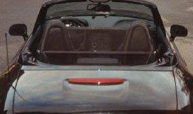 Wieland 1065 ein passgenauer Cabrio Wind Shield AutoStyle