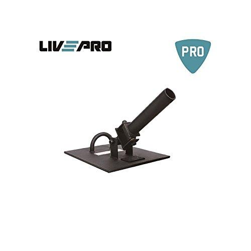 LivePro - CORE Plate Piastra per Bilanciere Olimpico per Allenamento Body Building