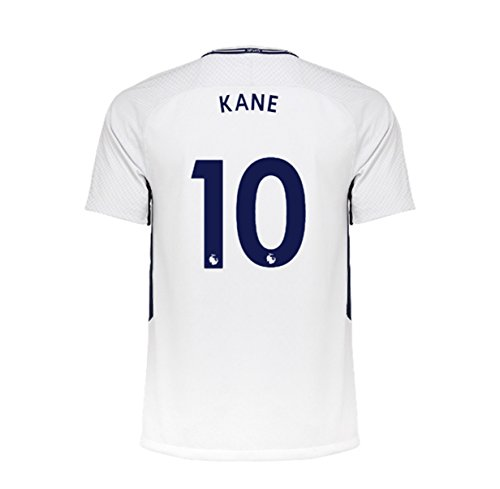 Roretor 17/18 Kane 10 Tottenham Hotspur Stadium Home Men's Color White Size S - Hotspur Shirt Tottenham