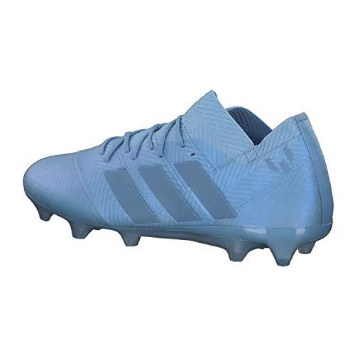 de Adidas Azucen para Botas Azul Dormet Nemeziz Messi 0 Azucen fútbol FG 18 1 Hombre wUSY1B
