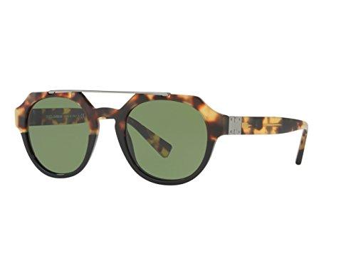 Dolce & Gabbana Sonnenbrille (DG4313) LIGHT HAVANA/BLACK