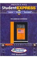 PRENTICE HALL LITERATURE STUDENT EXPRESS CDROM GRADE 11