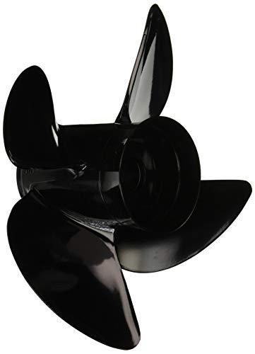 "Turning Point Propeller 3004.8287 21431730 Aluminum Hustler Propeller with 4-1/4"" Gear Case (40-150 HP LE1/LE2-1317)"