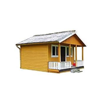 Amazon com: Easy Cabin Designs 24x32 Cabin w/Loft Plans Package