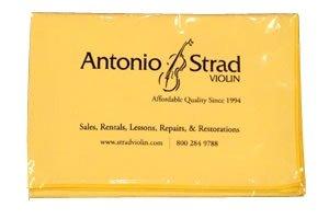 3 Antonio Strad Microfiber Instrument Cleaning Cloth 14'x14''