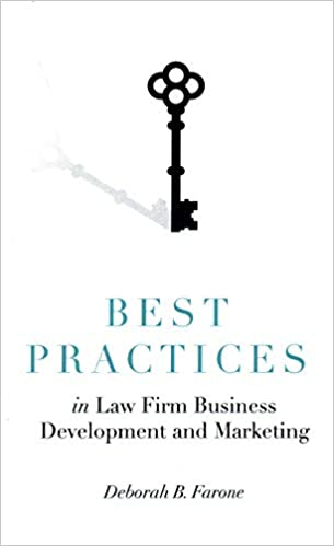 Amazon com: Best Practices in Law Firm Business Development and