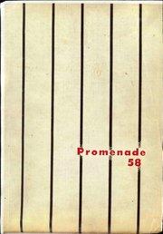 (Reprint) Yearbook: 1958 Pepperdine University - Promenade Yearbook (Malibu, - Angeles Promenade Los