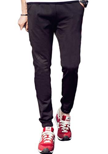 (コズーン)KO ZOON B70 ジョガーパンツ スリム メンズ スウェット 無地 トレーニング スポーツ アウトドア メンズファッション