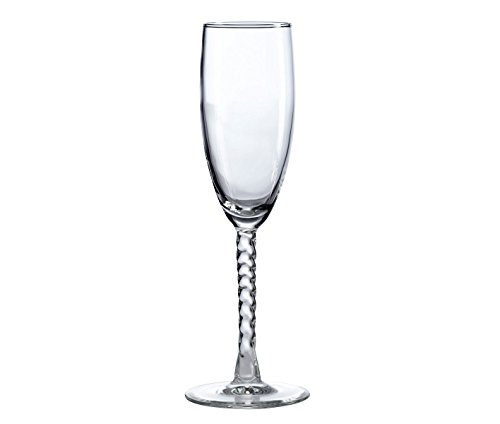 Lillian Rose Toasting Glasses - Lillian Rose Single Wedding Toasting Glass