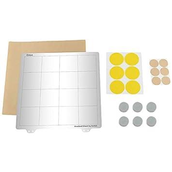 Lopbinte Impresora 3D Placa de Construcción Placa de Calentamiento ...