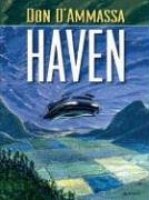 book cover of Haven