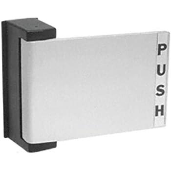 C R Laurence Dl2164a Crl Aluminum Universal Push Pull