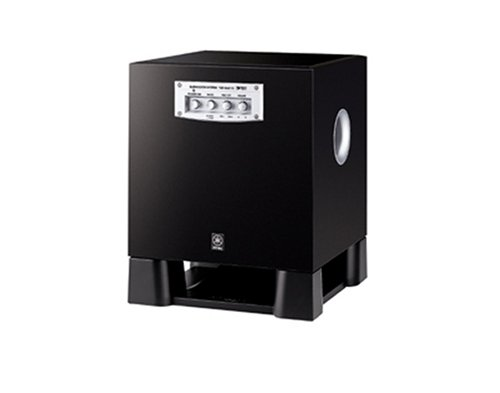 Yamaha YST-SW215PN 8'' Powered Subwoofer (Piano Black) by Yamaha