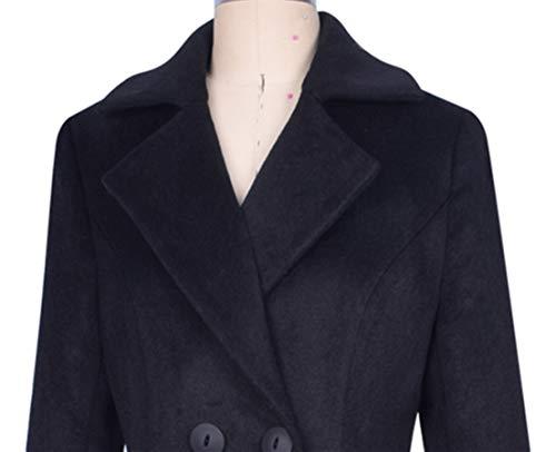 Plaer Manteau Plaer Femme Black Femme Femme Black Plaer Manteau Manteau Manteau Black Plaer Femme Black YwYvqx1B
