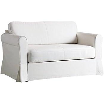 Amazon Com The White Heavy Cotton Hagalund Two Seater