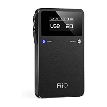 Fiio E17K ALPEN 2 USB DAC Headphone Amplifier