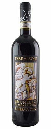 Terralsole Terralsole Brunello Di Montalcino Riserva 2010, 750 Ml Sangiovese, 750 Ml