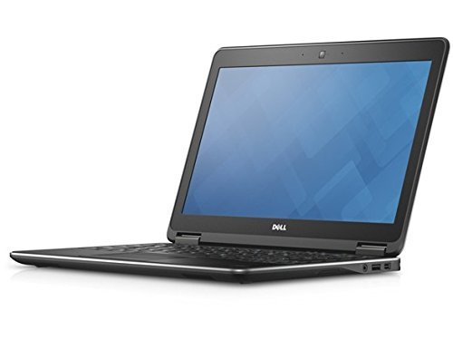 "Dell Latitude E7240 12.5"" Ultrabook, Intel Core i5-4300U Dual-Core, 128GB Solid State Drive, 8GB DDR3, 802.11n, Win10Pro (Certified Refurbished)"