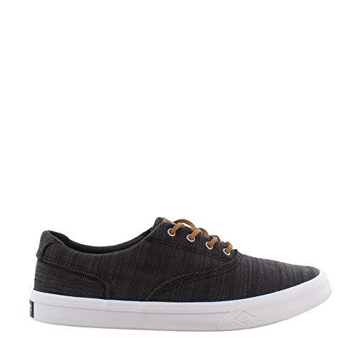 SPERRY Men's Striper II CVO Baja Sneaker, Black, 14