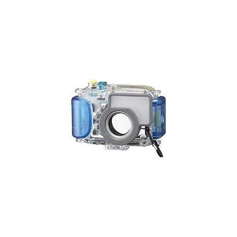 Canon WP-DC24 IXUS 90 carcasa submarina para cámara: Amazon ...