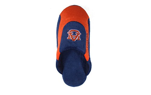 and Feet College Low Slippers Mens Happy OFFICIALLY Pro LICENSED Womens Tigers Auburn NCAA wq6wSdEx