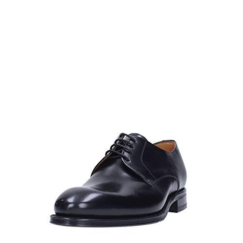 Lace 1707 4089 Shoes Homme Berwick Noir 8qwPdZwE