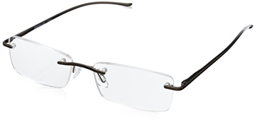 Peepers Men's Lucky Penny Rectangular Reading - Glasses Penny