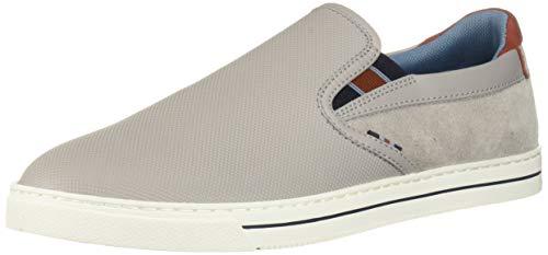 (Ted Baker Men's Alador Sneaker, Lt Grey, 10 Regular US)