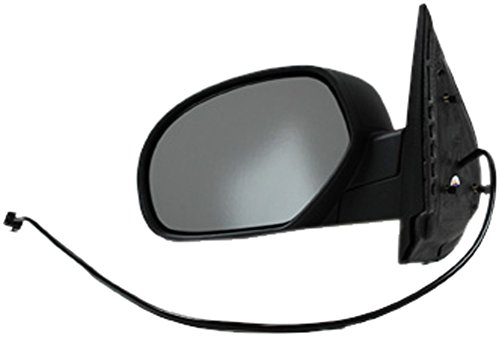 Dorman 955-1482 Driver Side Power Heated Replacement Side View Mirror (Side Driver Mirror View)