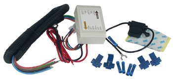HARDBODY 12001 Black Isolator Trailer Wire Harness