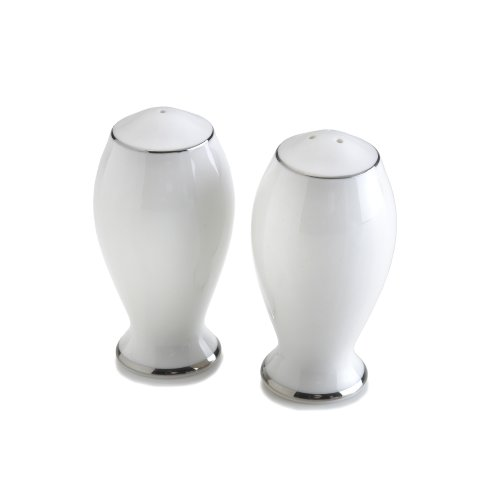 Mikasa Cameo Platinum Salt and Pepper Shaker -