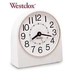 Westclox 15736 Clarion Bell Alarm Clock