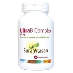 SURA VITASAN - ULTRA B COMPLEX 60cap S.VITASAN: Amazon.es: Salud y cuidado personal