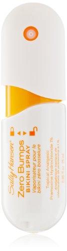 Razor Bump Relief - Sally Hansen Zero Bumps Bikini Spray, 0.85 fl oz.