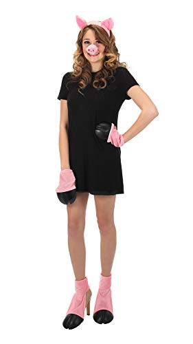 elope Full Pig Costume Bundle for Adults