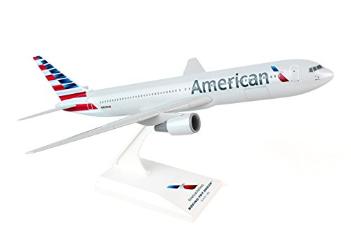 (Daron Skymarks American 767-300 New Livery Model Kit (1/200 Scale))