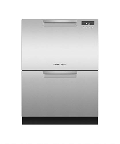 Fisher Paykel DD24DAX9 Double DishDrawer with Recessed Handle in Stainelss (Fisher Paykel Dishwasher)