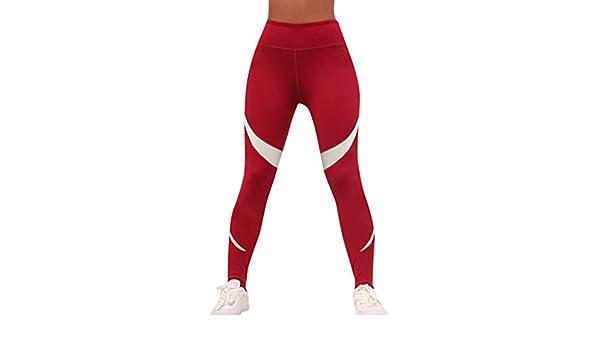 Leggings Impresión Pantalones de Yoga, YpingLonk Geometría ...