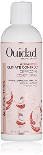 OUIDAD Advanced Climate Control Defrizzing Conditioner, 8.5 Fl Oz (Ouidad Curl Quencher Hydrafusion Intense Curl Cream)