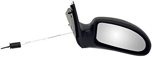 Dorman Ford Focus - Espejo, Lado de pasajero (derecho), Negro