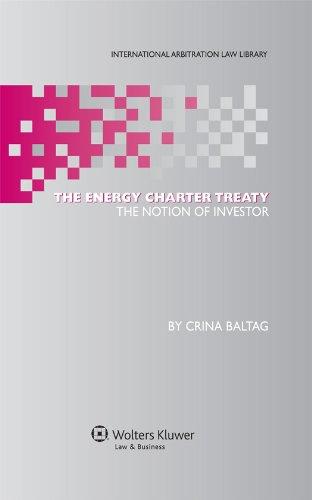 energy charter treaty - 5